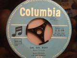 ROCCO GRANATA  - E'PRIMAVERA/OH OH ROSI (1959/COLUMBIA/RFG) - VINIL Single/RAR