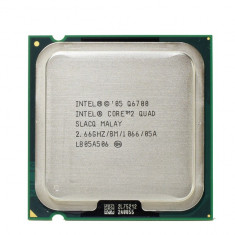 Procesor Intel Core 2 Quad Processor Q6700 8M Cache, 2.66 GHz, 1066 MHz FSB, SLACQ - Procesor laptop Intel, 2500- 3000 Mhz, Numar nuclee: 4, LGA775