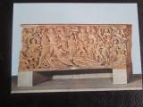CARTE POSTALA ITALIA-NAPOLI,SARCOFAG CU REPREZ LUI PROMETEU-NECIRCULATA
