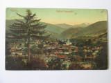 Carte postala Rucar circulata 1918, Printata