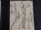 CARTE POSTALA ITALIA-NAPOLI,ORFEU,EURIDICE SI HERMES-NECIRCULATA