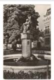 CPI B 10377 - CARTE POSTALA - SIBIU. FANTANA ARTEZIANA, RPR, Circulata, Fotografie