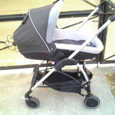 Bebe Confort Streety 3x1 - Reversibil - carucior copii 0 - 3 ani