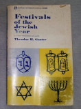 Festivals of the Jewish year: modern interpretation and guide/​ Theodor Gaster