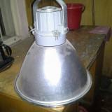 Lampi industriale hale/ corpuri de iluminat/4 bucati/ NOI