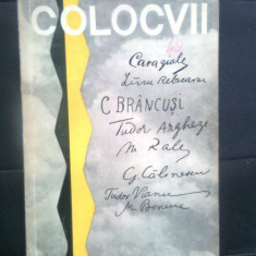 Stefan Banulescu; Ilie Purcaru - Colocvii - artistul si epoca (1964)