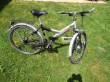 Bicicleta dama / copii PEGASUS aluminiu, 15.5, 7, 26