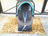 Chicco Blue scoica scaun auto 0 luni+ (0-13 kg), 0+ (0-13 kg), Opus directiei de mers