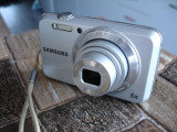 Cumpara ieftin Camera foto SAMSUNG ES80 12mp + Card + Husa + Acumulator + Incarcator optic 5x