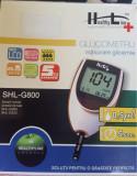 Glucometru Healthy Line SHL-G800, stare perfecta + lansator + testere