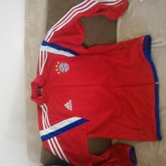 Trening Adidas Fc Bayern Munchen - Trening barbati Adidas, Marime: L, Culoare: Rosu