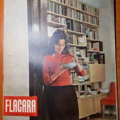 revista flacara 3 martie 1962-articol si foto loc. tudor vladimirescu jud.galati