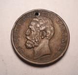 Medalie Regele Carol I 1881