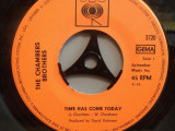 THE CHAMBERS BROTHERS - TIME HAS COME TODAY /(1972/CBS/RFG) - VINIL Single/RAR, Columbia