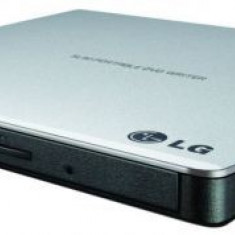 DVD Writer Extern LG GP57ES40 (Argintiu) - DVD ROM PC