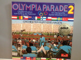 ORIGINAL MUSIC OF NATION - OLYMPIA PARADE II 1972 (1972/POLYDOR/RFG) - VINIL/NM