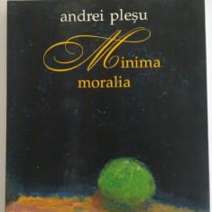 Minima Moralia, 2007 - ANDREI PLESU