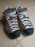 Papuci trekking Orizo, 42.5, Crem