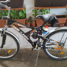 Bicicleta mtb, 26, 18, DHS