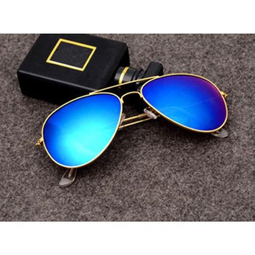 Ochelari de soare aviator,albastru deschis, VIVO foto mare