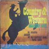 Country & Western - Greatest Hits I, VINIL, electrecord