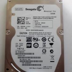 "HDD Laptop Seagate 320GB 7200 RPM 16MB Cache SATA 3.0Gb/s 2.5"""