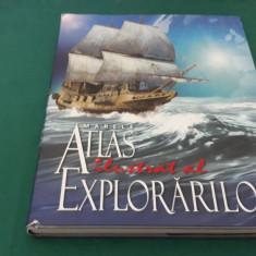 MARELE ATLAS ILUSTRAT AL EXPLORĂRILOR/ 2011