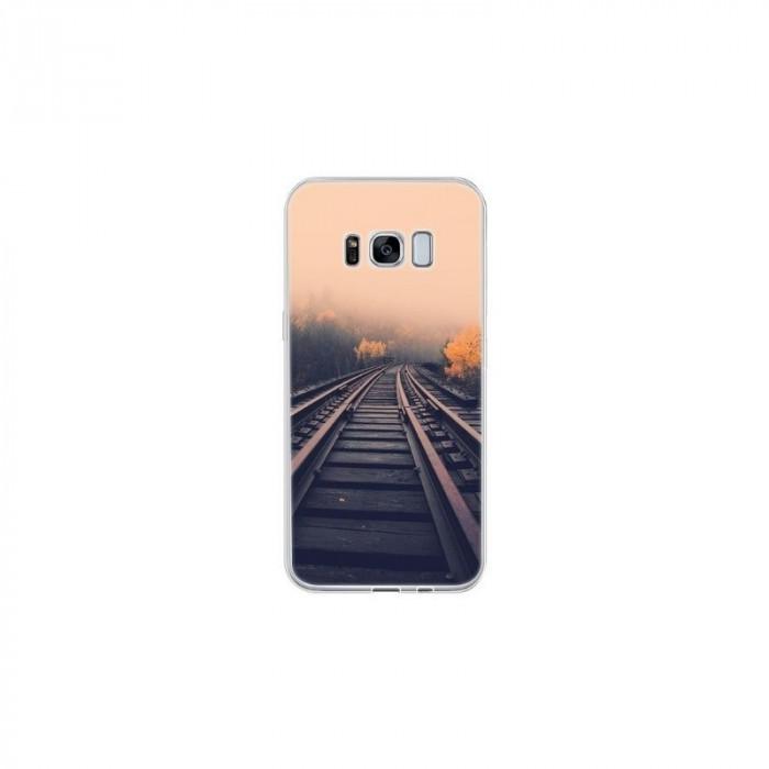 Husa telefon pentru Samsung Galaxy S8 (Traseu de m foto mare