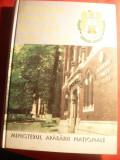M.Ap.N- Academia Tehnica Militara 1949-1999 -Ed.Academiei 1999 ,Dedicatie si aut
