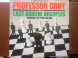 professor griff and the last asiatic disciples pawns in game single disc hip hop