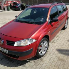 Renault Megane 2 Grantour, An Fabricatie: 2004, Motorina/Diesel, 287000 km, 1500 cmc