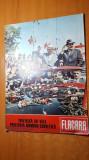 revista flacara 23 iumie 1962-lansarea filmului romanesc tudor vladimirescu