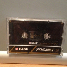 Caseta Audio BASF - Chrome Super II  90 - West Germany