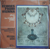 Echoes from Vienna, VINIL, electrecord
