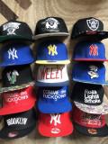 Sapca New Era - Brooklyn Nets - snapback - marime reglabila - rap hip hop, Negru