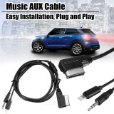 Cablu audio auxiliar Mercedes Benz, Music Interface AUX Cable