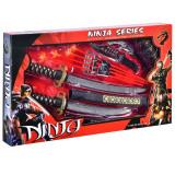 Set arme ninja Series, 14 piese, sageti incluse
