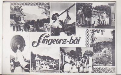 bnk cp Sangeorz Bai - Vedere - circulata foto