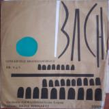 J.S. Bach - Concert Brandenburgic, VINIL, electrecord