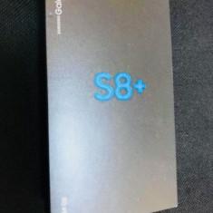 Samsung Galaxy S8+ Black Nou - Telefon Samsung, Negru, Neblocat, Single SIM