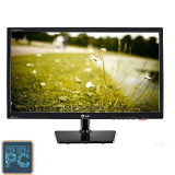 "Monitor LED LG 21.5"" 1920 x 1080 Wide Full HD 5 ms GRAD A Cabluri + GARANTIE!, 21.5 inch, TN"