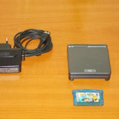 IQue Gameboy Advance SP AGS-101, Game Boy Advanced
