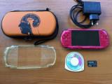 PSP 3004 PlayStation Radiant Red