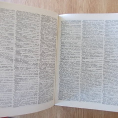 DICTIONAR ENGLEZ-ROMAN- LEVITCHI, BANTAS, NICOLESCU- 120.000 cuvinte - Curs Limba Engleza