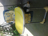 Scaun de masa bebe Chicco