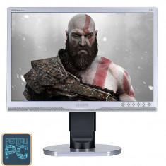 "Super pret! Monitor LCD Philips, 19"", 1680x1050 DVI VGA USB grad -A GARANTIE!, 19 inch, TN"