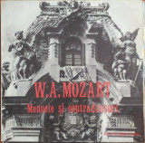 W.A. Mozart - Menuete și contradansuri, VINIL, electrecord
