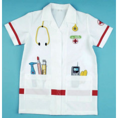 Halat de doctor pentru copii