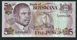 Botswana 5 Pula 1992 s688540