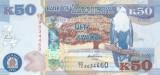 Bancnota Zambia 50 Kwacha 2012 - P53 UNC
